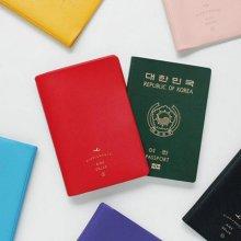 이널 AIRE PASSPORT COVER [안티스키밍여권커버/여권케이스] indi pink