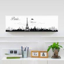 벽걸이에어컨커버 에펠탑(81x27x19)