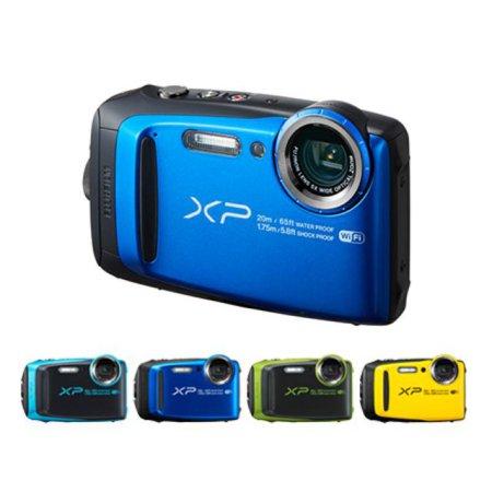 파인픽스 방수카메라 XP120 [WiFi 버전 /색상3종]
