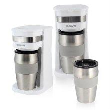 냉온텀블러 포함 원컵 커피메이커 KA3241 화이트