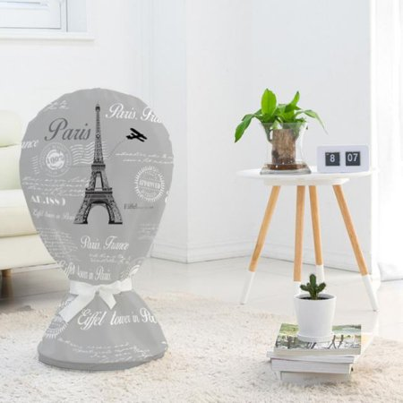 지퍼식 선풍기커버 패브릭 에펠탑(60x90)