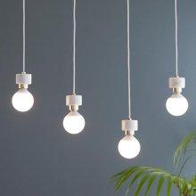 [LED] 에즈 4등 펜던트 주광색(하얀빛)