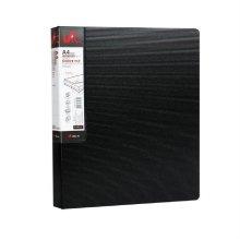 신소재 20 포켓바인더 흑색