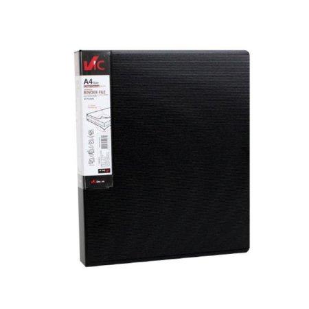 신소재 40 포켓 바인더 흑색