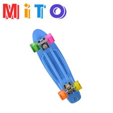 스케이트보드 22인치(56cm) 블루