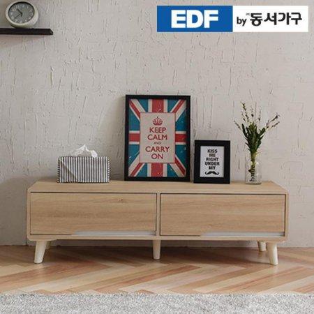 EDFby동서가구 스카리안 거실장-1200 DFF3448F _메이플화이트