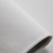 카로 면 러그[150x200]-대형 화이트