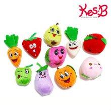 플레이 손가락 과일야채인형 10종
