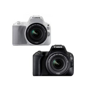 DSLR 카메라 EOS-200D [ 블랙 / 화이트 / 본품+18-55 IS STM / 16GB메모리+가방증정 ]