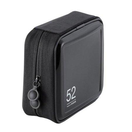 CD/DVD 케이스 52(CCD-H52BK)