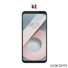 [KT 공기계/무약정]LG Q6 32GB[화이트][LGM-X600K]