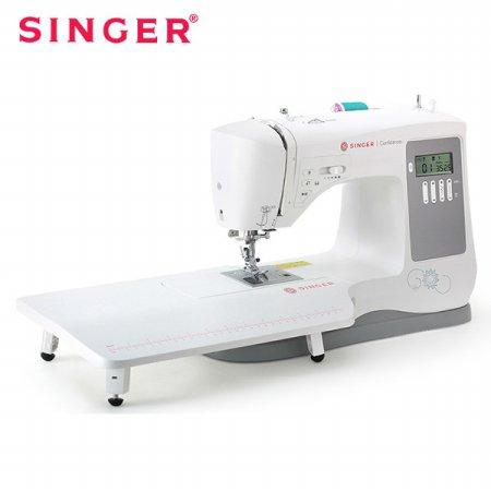 재봉기 싱거7640 NEW-SINGER7640 [컴퓨터 자동셋팅 / 200종 패턴 / (G구성)단품 / 무상AS / 수강증]