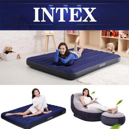 INTEX 에어매트 더블