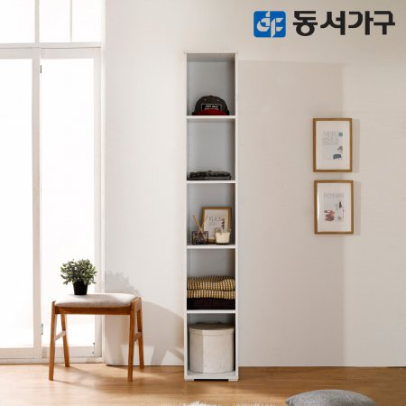 EDFby동서가구 화이트케이 드레스룸 틈새장 DF636443 _화이트