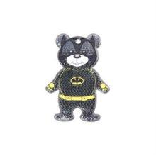 루미세이프 안전반사경_Hero Bear_배트 베어 그레이