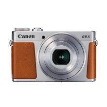 하이엔드 카메라 PowerShot G9 X Mark II [ 실버 / 8GB메모리 + 파우치 증정 ]