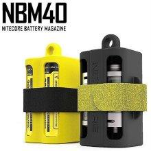 나이트코어 18650 배터리 파우치 NBM40