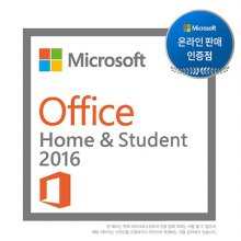 OFFICE MAC Home&Student 2016 ESD [ 다운로드전용 ]