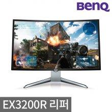 [포토리뷰작성시 1만원상품권] EX3200R 커브드 게이밍모니터 / 80.1cm(32) - 리퍼