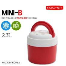 로이첸 대용량 보온보냉통 MINI-B 4종(택1) 2.3L