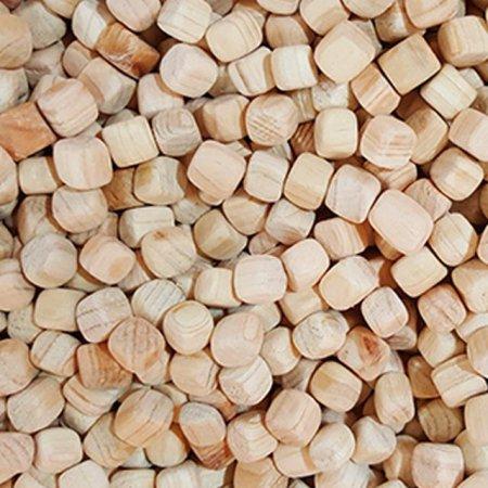 천연 편백나무 큐브칩100g