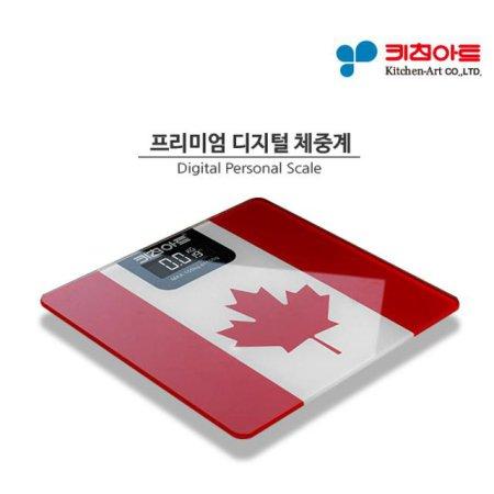 프리미엄 디지털 체중계 5종(택1) 캐나다