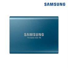 T5 외장 SSD[250GB / 전송속도 최대 540 MB/sec / 인터페이스 USB 3.1 Gen2]