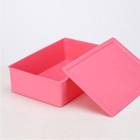 속옷정리함 1칸(핑크)