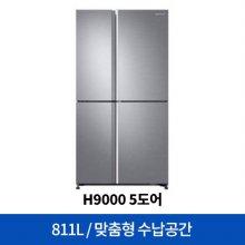 5도어냉장고 RH81M8131S8 [811ℓ]