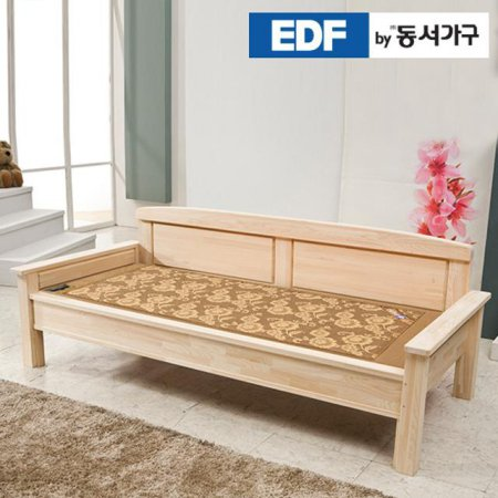 EDFby동서가구 황토볼 편백나무 흙소파 A타입 DFF366AH _내추럴