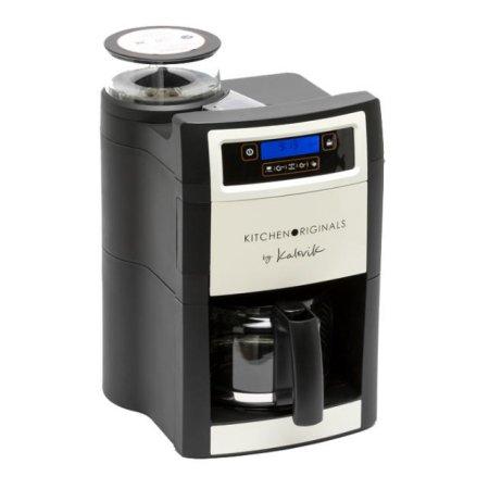 콤비커피메이커_1.25리터(10잔) 5단계 분쇄 조절 가능 KA-CMG010PB