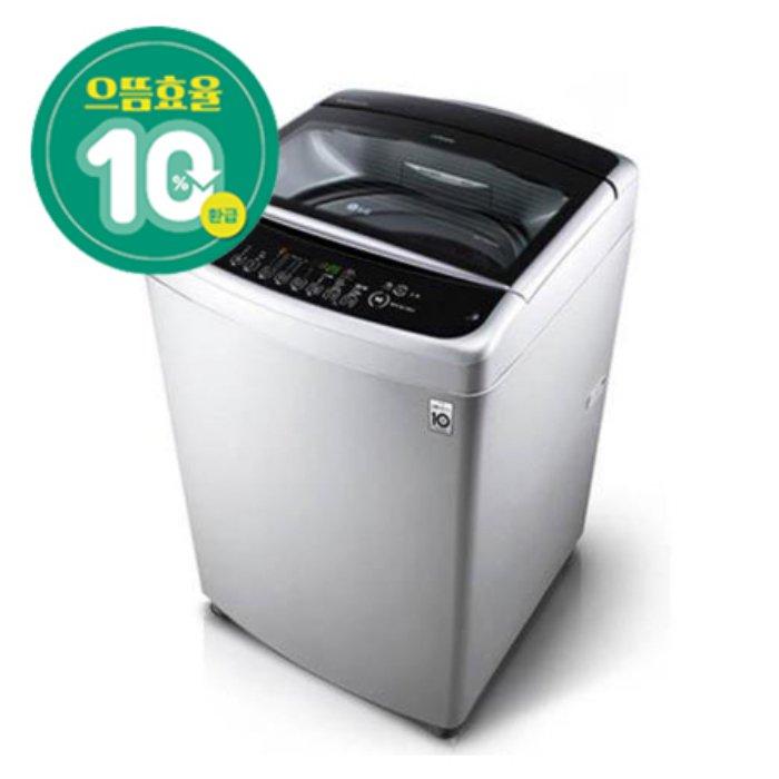 LG전자 일반세탁기 TR16SK [16kg / 통돌이세탁기 / 스마트인버터 모터 / 3모션 펀치물살 / 프리실버] [하이마트]