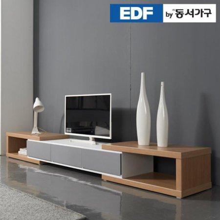 EDFby동서가구 GT익스텐션 3100 투톤거실장 DF636757