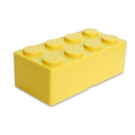 레고 스토리지박스(대/옐로우)