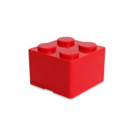 레고 스토리지박스(소/레드)