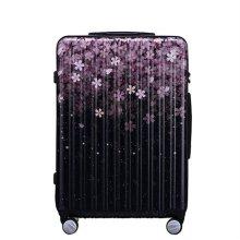 6831 벚꽃엔딩 다크 24 화물용 캐리어 여행가방