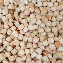 천연 100% 편백나무 큐브칩100g