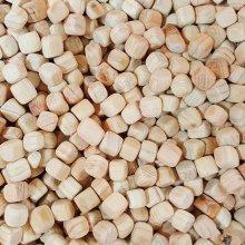 천연 100% 편백나무 큐브칩25kg(1마대)