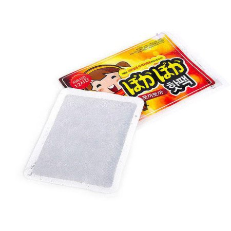 뽀까뽀까 핫팩 핫난로형 1set(10개)