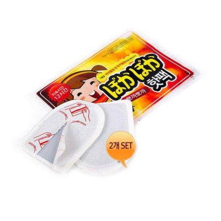 뽀까뽀까 핫팩 양말용 1set(10개)