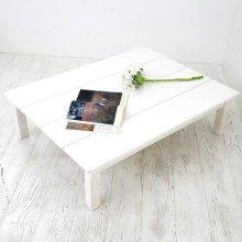 뉴송고무나무 티테이블(중)(white)