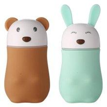 TE 휴대용 러블리 캐릭터 가습기 USB형 토끼(핑크)