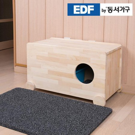 EDFby동서가구 펫츠펀 소나무원목 화장실 DF636814 _내추럴