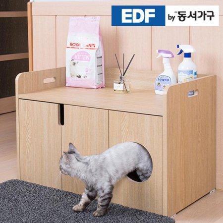 EDFby동서가구 펫츠펀 일반 와이드형 화장실 DF636816