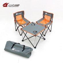 캠핑테이블 의자 스마트 4종세트 ▲스마트4종세트 오렌지망사[CC121]