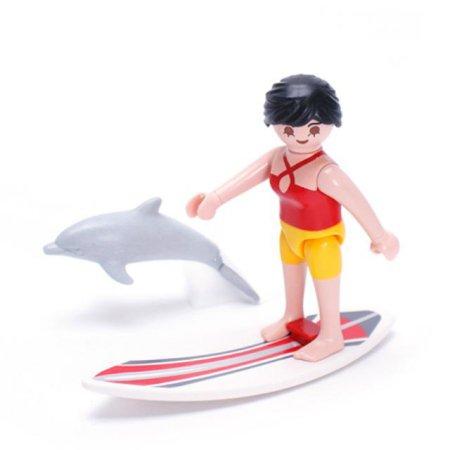 돌고래와 서퍼(5372)