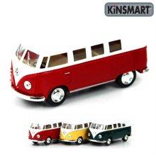 폭스바겐 1962클래시컬 버스 폭스바겐:1962클래시 버스(레드)