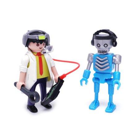 듀오팩-로봇과 과학자(6844)