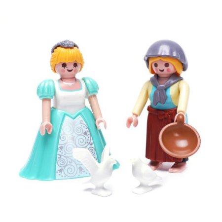 X판매종료X듀오팩- 공주와 시녀(6843)