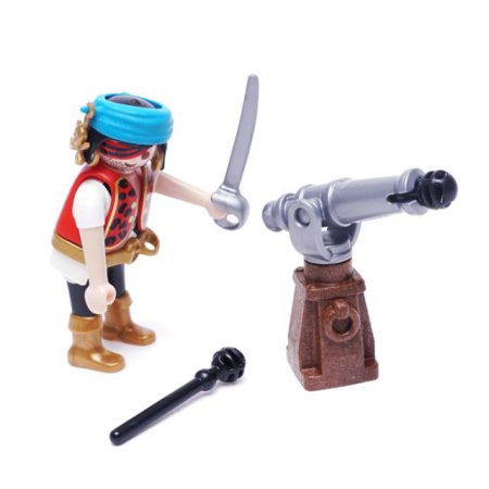 해적과 대포(5378)